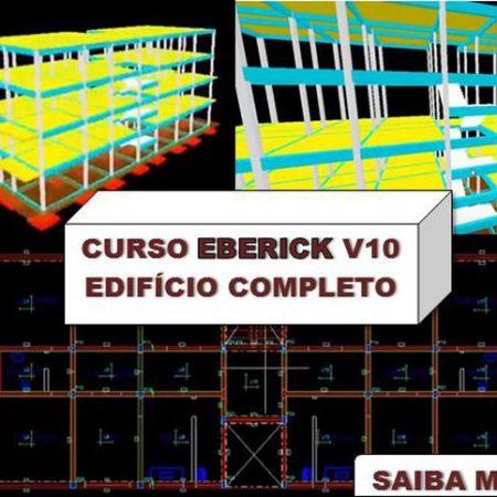 Curso Eberick V10 – Cálculo Estrutural