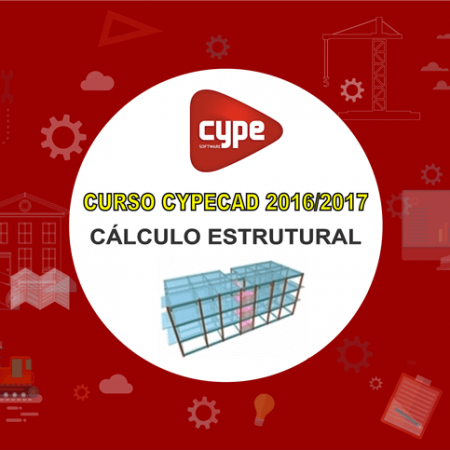 Cypecad 2016/2017 – Cálculo Estrutural