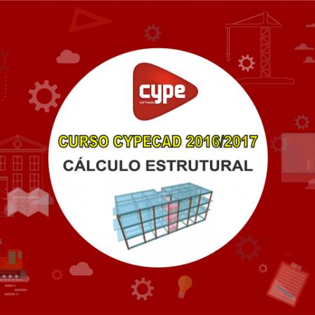 Curso Cypecad 2016/2017 – Cálculo Estrutural