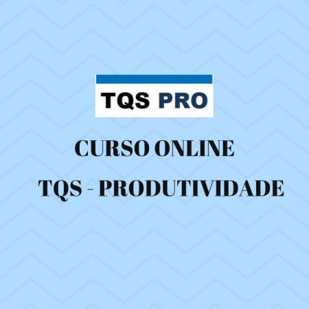 TQS PRO – Produtividade