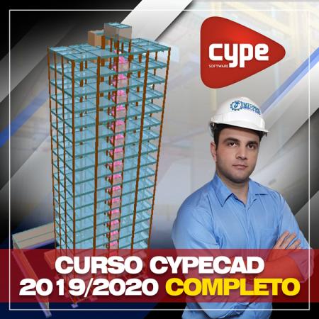 Cypecad 2019/2020: Cálculo Estrutural