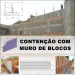 Curso Contenção com Muro em Blocos (Teoria e Pratica)