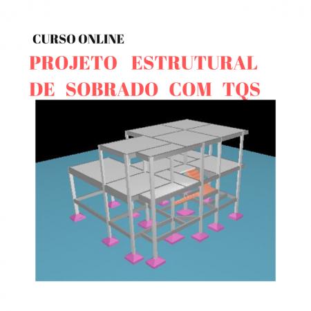 TQS V21 – Projeto Estrutural de Sobrado