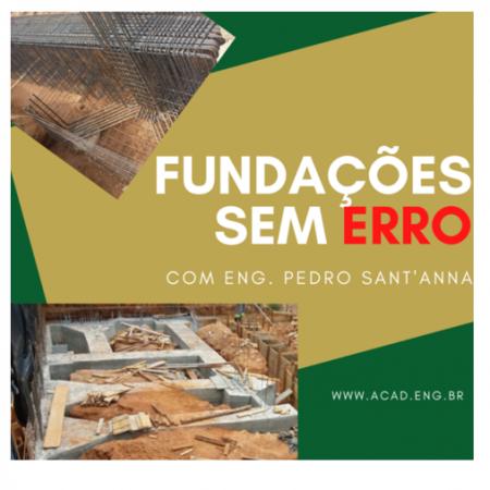 Fundações sem Erro