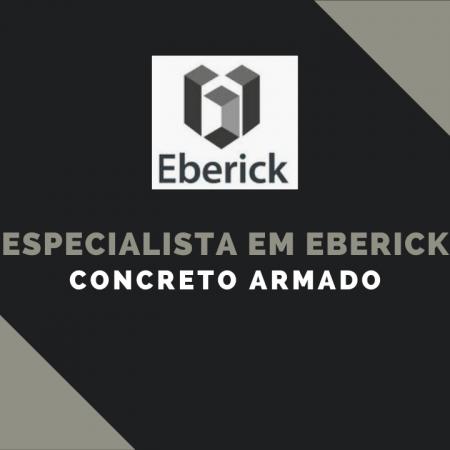 Especialista em Eberick – Concreto Armado