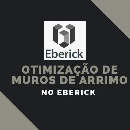 Otimização de Muro de Arrimo no Eberick