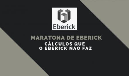 LIVE 03! Cálculos que o Eberick NÃO Faz